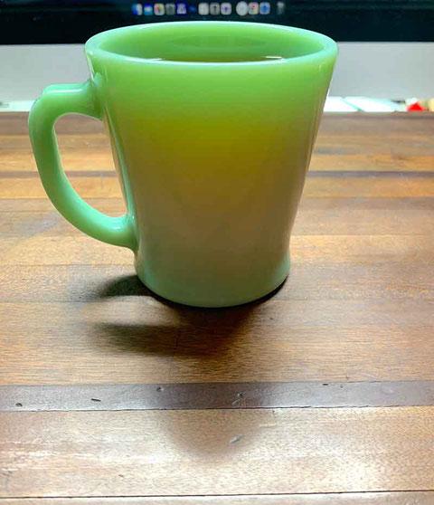 ファイアーキングのマグカップ