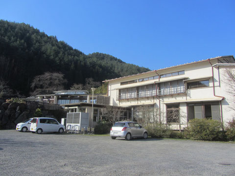 Unsere Unterkunft in Ueda-Tazawaonsen