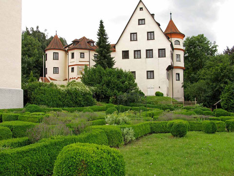© Traudi -  Schloss Neufra