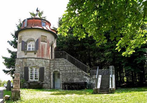 © Traudi - Grenzlandturm in Bärnau (Oberpfalz), errichtet 1913