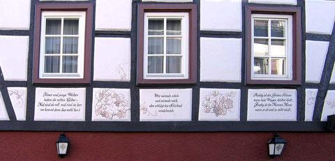 gesehen in Gundelsheim - (c) Traudi