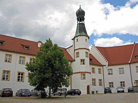 © Traudi  -  Schloss in Sulzbach  -  Juli 2014