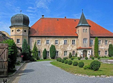 © Traudi  -  Schloss in Grötschenreuth (Oberpfalz)