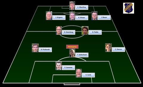 Vereinsrekord: Elf Schiedsrichter im TuS Jevenstedt - Neuzugang Tom Solterbeck