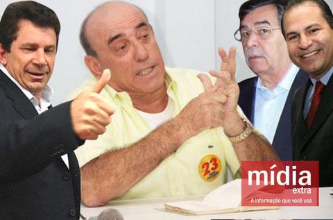 Mário Português da Coimbra paga pesquisa no valor de R$150.000 para não sair nas pesquisas do IBOPE e depois pede pra refazer a mesma pesquisa com seu nome em primeiro lugar.