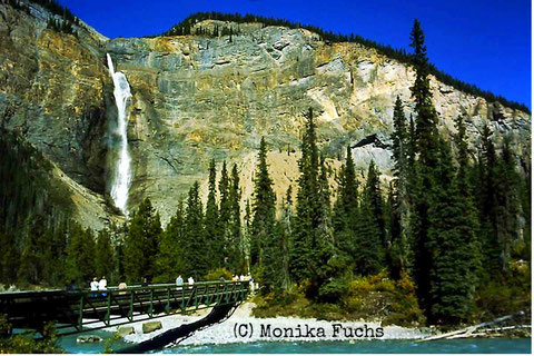 Takakkaw Falls (C) Monika Fuchs