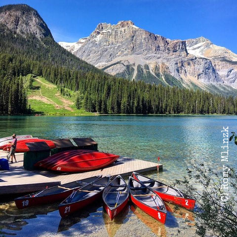 Emerald Lake (C) Romy Mlinzk/snoopsmaus