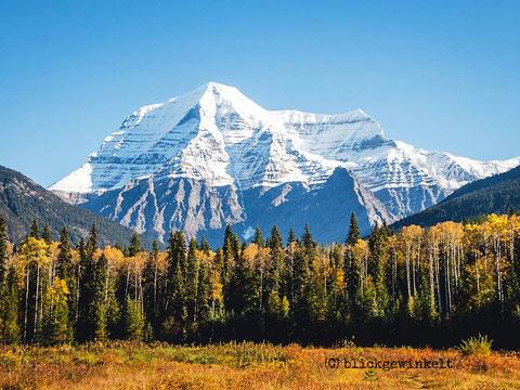 Mount Robson Provincial Park (C) blickgewinkelt