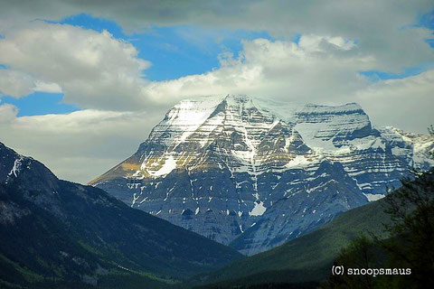 Mount Robson (C) Romy Mlinzk/snoopsmaus