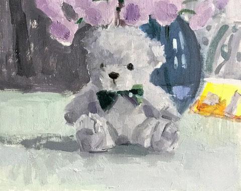 Happy bear 3号