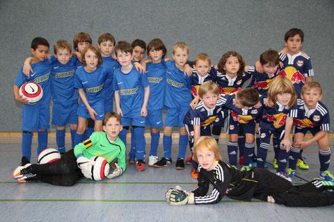 F3 TSV Poing und Red Bull Salzburg