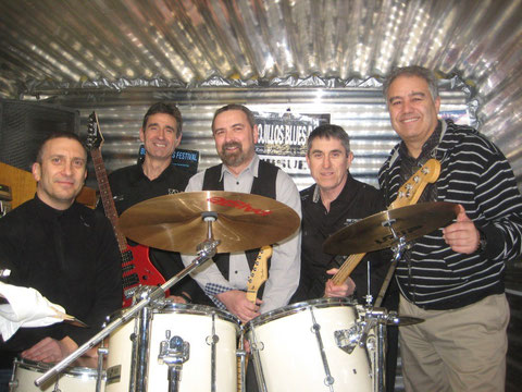 Rojillos Blues Band