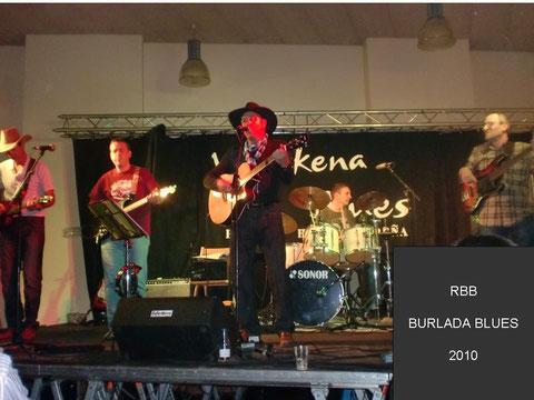 RBB en Burlada 2010