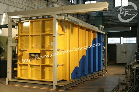 Производство бетон заборов форма для вазона из бетона купить в москве