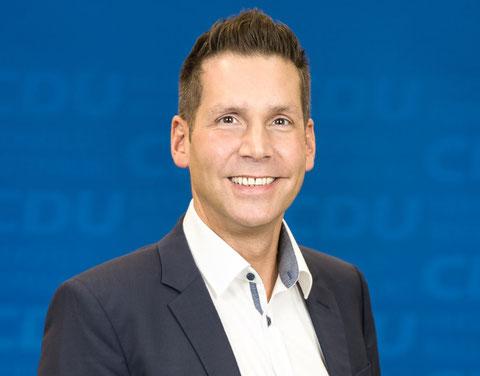 Fraktionsvorsitzender Andreas Rey