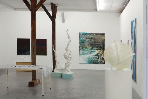 tasse wieder komma noch fisch, Kunsthalle M3