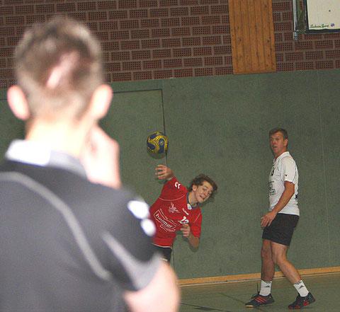 v.l.:Maik Hornuff, Robert Stephan und Stefan Leinung