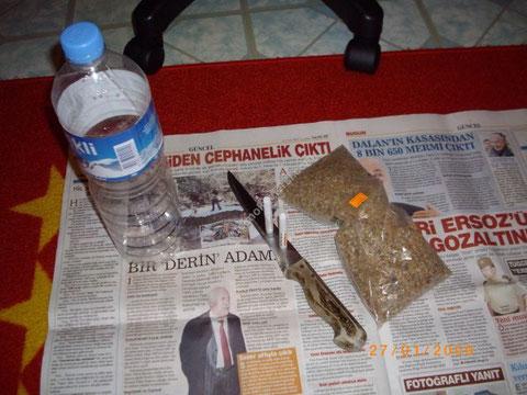 balıklar için ücretsiz mağara yapımı