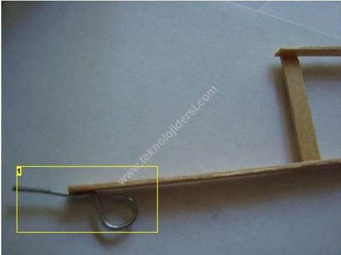 tahta uçak yapımı
