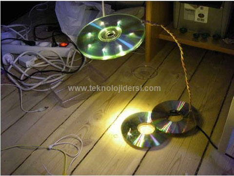 usb den çalışan led lamba yapımı