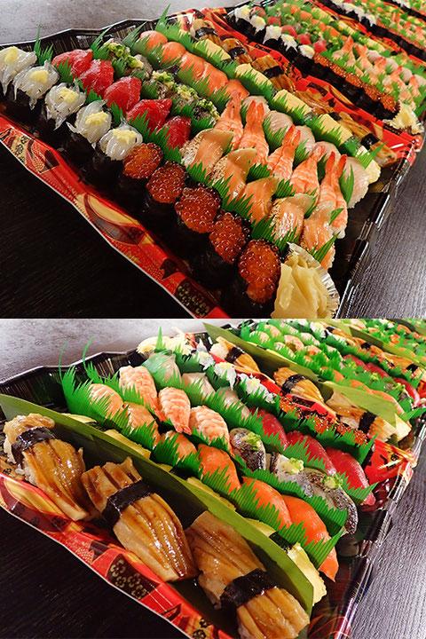 美味しいお寿司 出前 千代田区 デリバリー