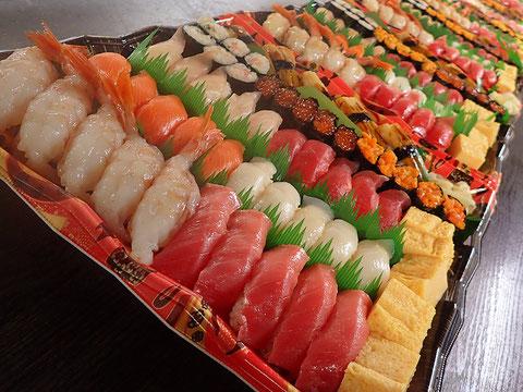 楽天デリバリー 半額セール 宅配寿司