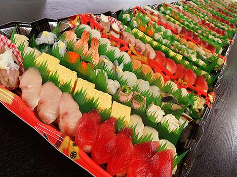 出前館 デリバリー 宅配寿司