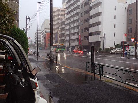 台風 出前 寿司