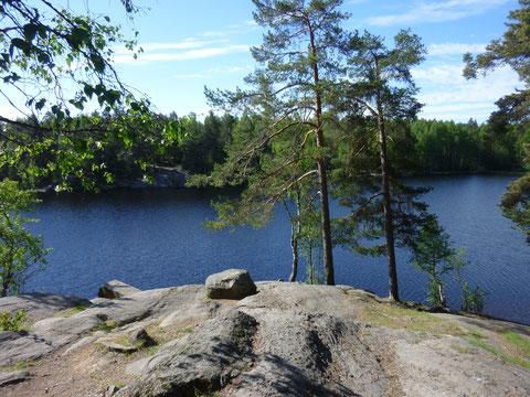 Hauktjern, climbing, klatring, klettern Norwegen, Norge