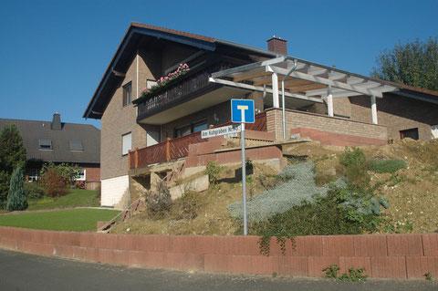 Unser Haus in Villmar