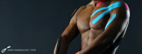 Quelle: ares Kinesiology Tape