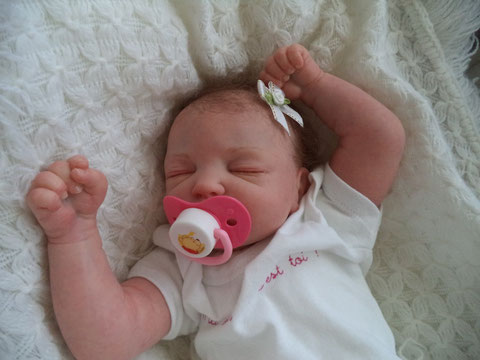 reborn doll FLEUR SHEILA MICHAEL