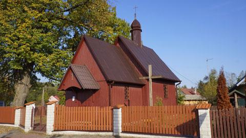 kaplica p.w. Narodzenia NMP