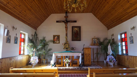 kaplica p. w. Św. Judy Tadeusz