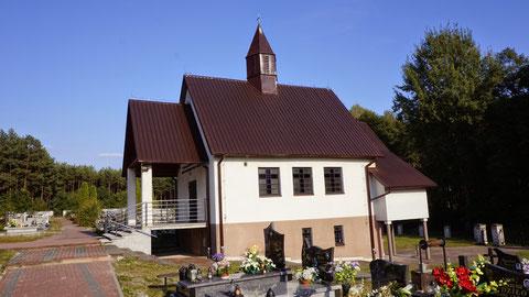 kaplica p. w. Św. Michała Archanioła