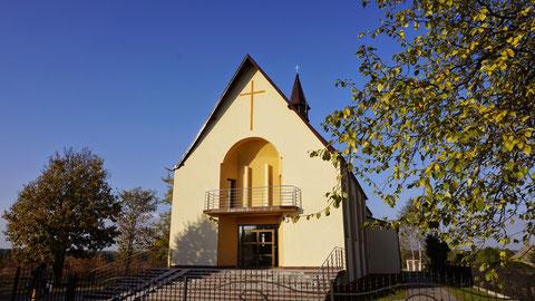 kaplica p. w. Przemienienia Pańskiego