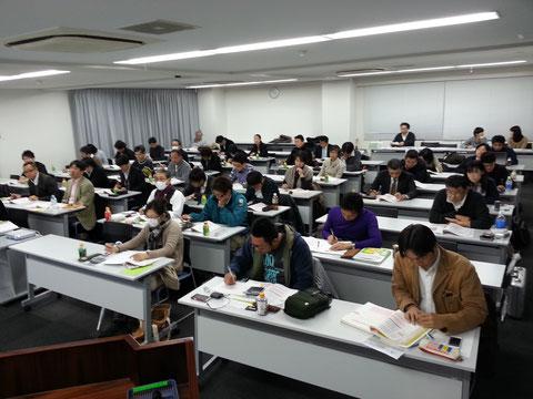 2013年第1回関東ゼミ(野池さん講師)の風景