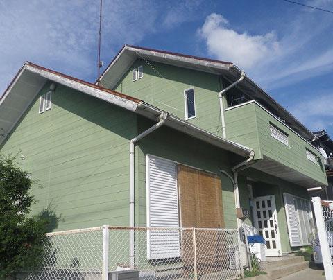 熊本T様家の塗装前 BEFORE
