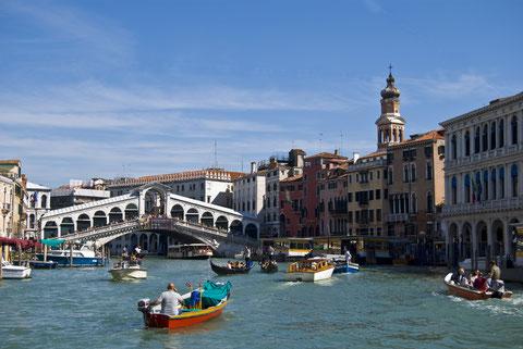 Puente de Rialto. Venecia. ©Foto: Mariano Belenguer