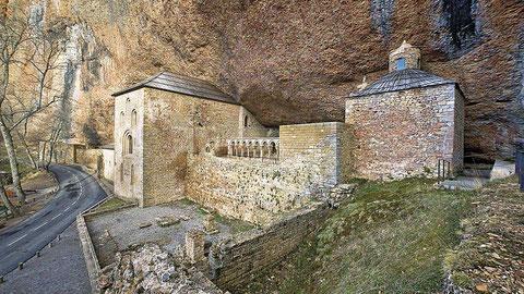 San Juan de la Peña. Foto: elDiario.es