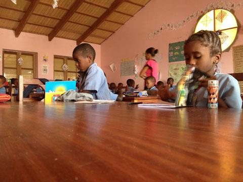 Bildung ist der Schlüssel zum Leben