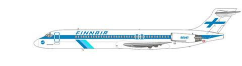 Finnair bestellten acht MD-87, nahmen aber nur drei Exemplare ab/Courtesy and Copyright: md80design