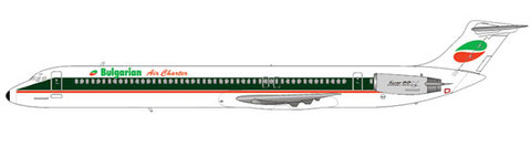 Mit Alitalia-cheatline unterwegs/Courtesy and Copyright: md80design