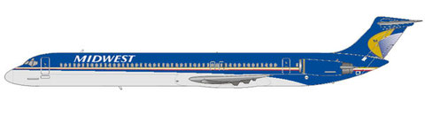 Midwest Airlines MD-81/Courtesy and Copyright: md80design
