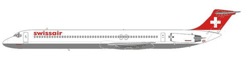 Swissair MD-81, Farbschema ab 1995/Courtesy and Copyright: md80design