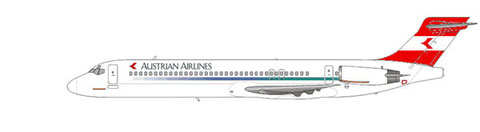 Austrian Airlines MD-87/Courtesy and Copyright: md80design