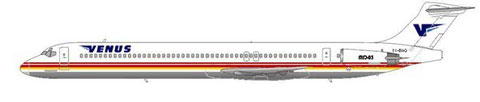 MD-83 mit BalairCTA-Rumpfstreifen/Courtesy and Copyright: md80design