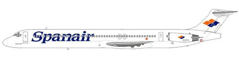 Spanair MD-83/Courtesy and Copyright: md80design