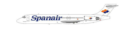 Spanair MD-87/Courtesy and Copyright: md80design