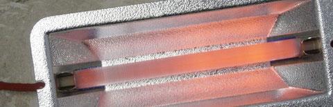lampde infrarosse , elemento infrarosso onda media , elemento infrarosso onda corta , verniciatura ,  carrozzeria plotter